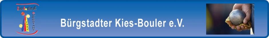 Kiesbouler Bürgstadt e.V.